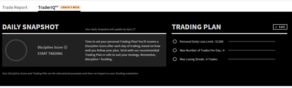 Start Your Trading Plan